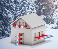Reduce heat losses in winter.<br />Pay lower heating bills.